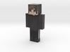 NietMeerNormaal | Minecraft toy 3d printed