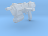 Assault Blaster (1/12 Scale) 3d printed