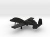Fairchild Republic A-10B Thunderbolt II 3d printed
