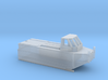 1/200 Scale Army Bridge Erection Boat 3d printed