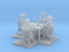 HO Scale Friendly Game  3d printed This is a render not a picture