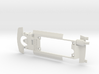 PSAA00102 Chassis for Autoart BMW M3 E30 3d printed