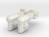 XM107 Thulagos Class Beam Destroyer 3d printed