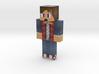 Stanneke | Minecraft toy 3d printed