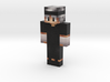 iRealSnowZ | Minecraft toy 3d printed