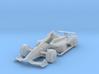 2019 Indycar 1/43 3d printed