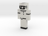 TheyCallMeSalty | Minecraft toy 3d printed