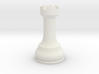 Chess Piece - Single Rook 3d printed