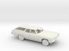 1/25 1971 Chevrolet Impala Station Wagon Kit 3d printed