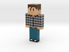 CoolFire155 | Minecraft toy 3d printed