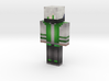 Rodaxe | Minecraft toy 3d printed