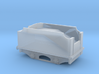 009 Maunsell Tender 1 (Slab Sides) 3d printed