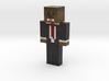nword | Minecraft toy 3d printed
