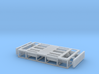 1/87th Dyno Dynamometer Chassis Test Platform 3d printed