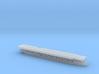 1/1800 Scale USS Langley CV-1 3d printed
