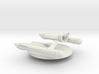 1/1400 USS Ares NCC-1650 3d printed