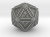 Dice: D20 edition1 3d printed
