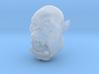 Ork_Head_test01 3d printed