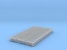1:87 1581 NS-vrijbalken (102x zelfbouw) 3d printed