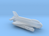 "285 Scale Gorn G-8 ""Lizard"" Local Defense Fighter  3d printed"