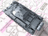 1/160 (N) Crusader Mk I Medium Tank 3d printed 3d render showing product detail