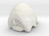 Starship Troopers Brain Bug True Scale miniature r 3d printed