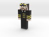 AndreofHazel | Minecraft toy 3d printed
