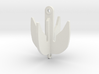 Chain grapnel hook - SWL 250 Ton - 1:50 3d printed