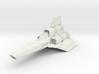 "Battlestar Galatica '78 Single Seat Viper 4.8"" 3d printed"