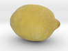 The Lemon 3d printed