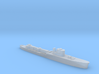 Italian Orione WW2 torpedo boat 1:2400 3d printed