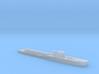 Italian Pegaso WW2 torpedo boat 1:3000 3d printed