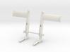 EC135/145 Pedals 1/6 3d printed