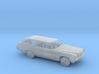 1/87 1971 Chevrolet Impala Station Wagon Kit 3d printed