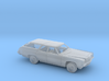 1/160 1971 Chevrolet Impala Station Wagon Kit 3d printed