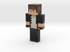 Jack_HD_1 | Minecraft toy 3d printed