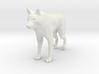 Printle Thing Wolf 03 - 1/24 3d printed