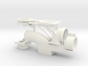 GillJet / azimuth thruster, with 20mm impeller for 3d printed