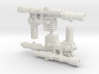 Solo Blaster, 5mm 3d printed