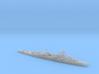 HMS Effingham 1/2400 3d printed