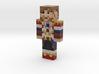 Boblennon | Minecraft toy 3d printed