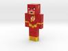 v2f   Minecraft toy 3d printed