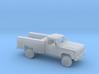 1/87 1991-93 Dodge Ram Reg Cab  Utility Bed Kit 3d printed
