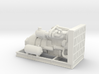 1/64th Engine for Thunderbird Swing Yarder 3d printed