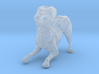 Anthropomorphic female light armor dog taur 3(HSD  3d printed