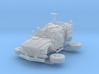 Oshkosh M-ATV MRAP Scale: 1:144 3d printed