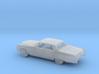 1/87 1965 Cadillac Deville Sedan Kit 3d printed