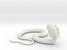 Snake Woman (after Medusa) 3d printed