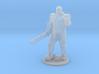 Thanos Endgame 55mm figure miniature 3d printed
