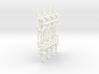 CHIN  STRAPS x16 3d printed